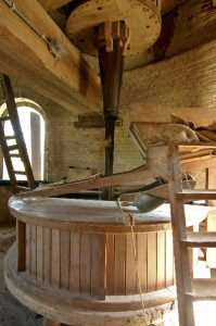 interieur molen (foto FC Eersel)